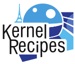 Happy Birthday Kernel Recipes !